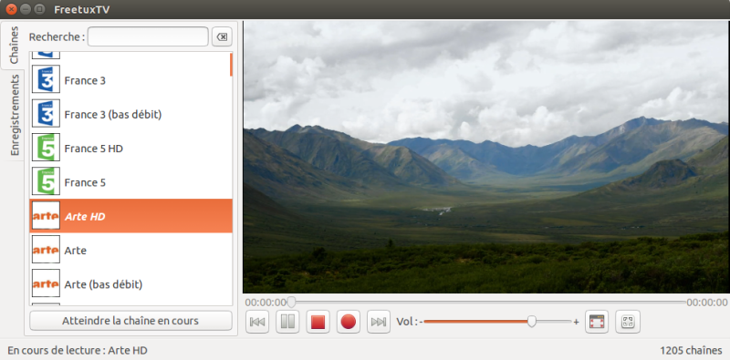 UBUNTU TÉLÉCHARGER FREEPLAYER
